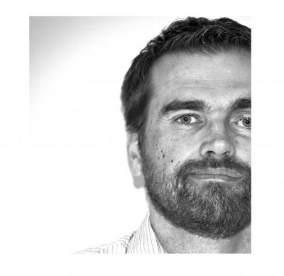 Diarmuid O'Connell Portrait